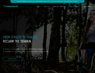 loopwheels.com screenshot
