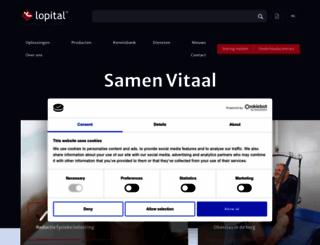 lopital.nl screenshot