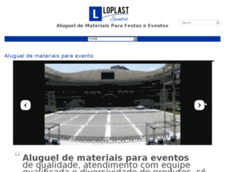 loplastfestas.com.br screenshot