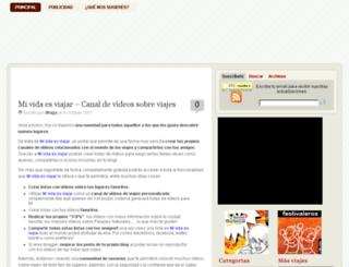 loquehayqueoirdesevilla.es screenshot