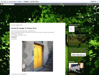 loradelte-eli.blogspot.com screenshot