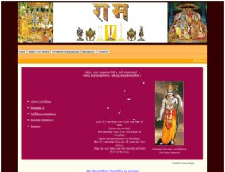 lordrama.org screenshot