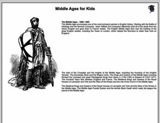 lordsandladies.org screenshot