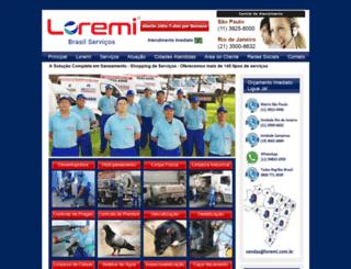 loremi.com.br screenshot