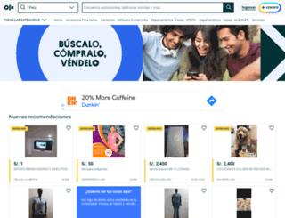 loreto-loreto.olx.com.pe screenshot