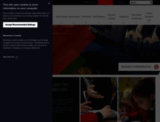 loretto.com screenshot