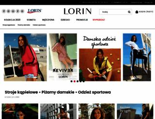lorin.eu screenshot