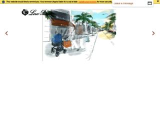 loropiana.hm screenshot