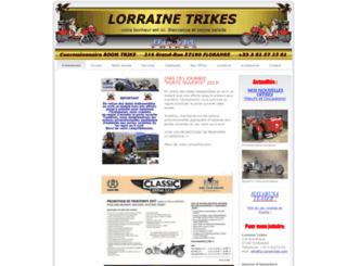 lorrainetrikes.com screenshot