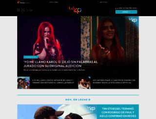 los40.com.co screenshot