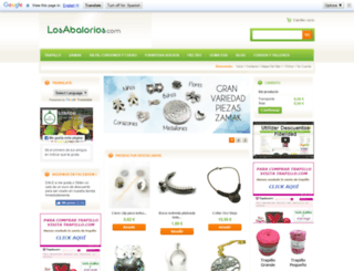 losabalorios.com screenshot
