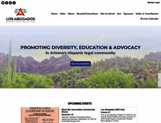 losabogados.org screenshot