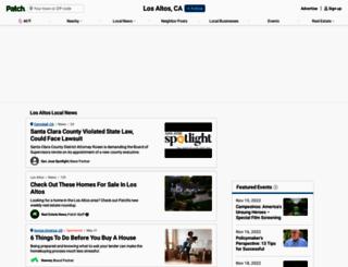 losaltos.patch.com screenshot