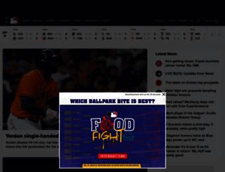 losangeles.dodgers.mlb.com screenshot