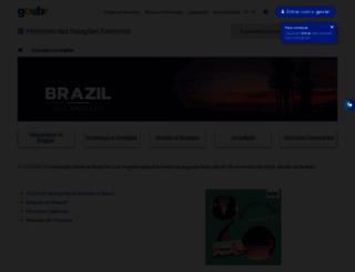 losangeles.itamaraty.gov.br screenshot