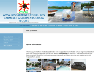 loscarmenes.co.uk screenshot