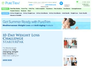 loseweight.awarenesslife.com screenshot