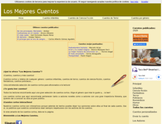 losmejorescuentos.com screenshot