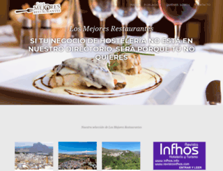 losmejoresrestaurantes.net screenshot