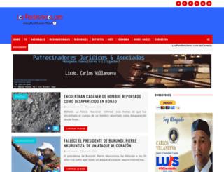 lospendencieros.com screenshot