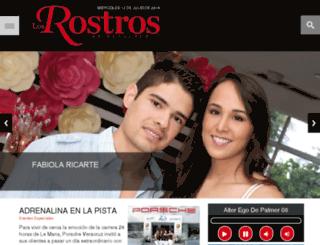 losrostrosveracruz.com.mx screenshot