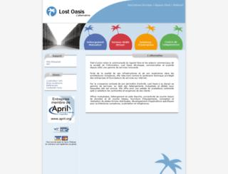lost-oasis.net screenshot