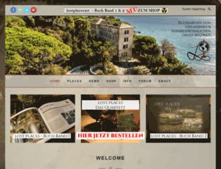 lost-places.com screenshot