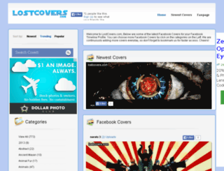 lostcovers.com screenshot