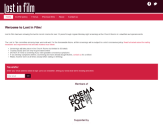 lostinfilm.org screenshot