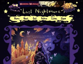 lostnightmare.com screenshot