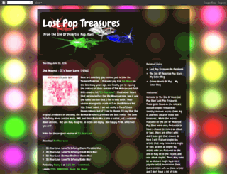 lostpoptreasures.blogspot.com screenshot