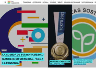 lostresmandamientos.com.ar screenshot