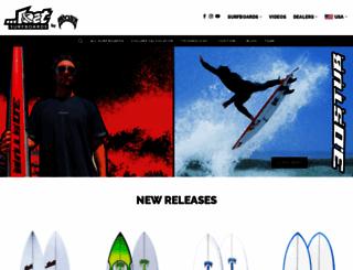 lostsurfboards.net screenshot