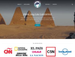 losviajesdenena.com screenshot