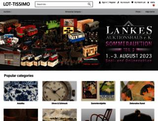 lot-tissimo.com screenshot