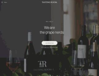 lot18.com screenshot