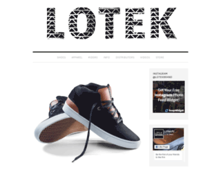 lotekbrand.com screenshot