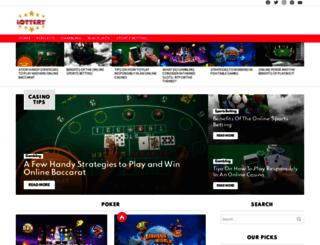 loteriadeltachira.com screenshot