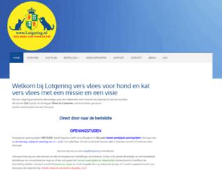 lotgering.nl screenshot