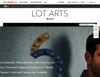 lothair.en.alibaba.com screenshot