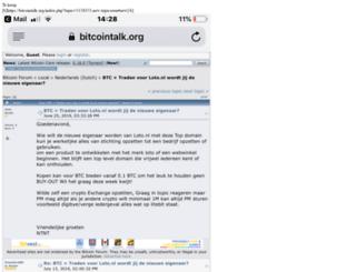 loto.nl screenshot