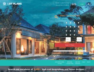 lotplans.com screenshot