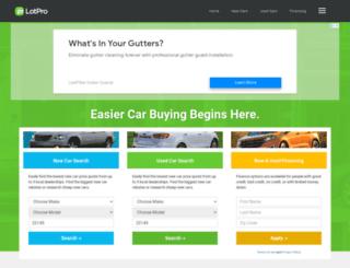 lotpro.com screenshot