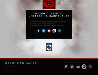 lotro.com screenshot