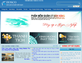 lotuspro.com.vn screenshot
