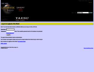 lotw.arrl.org screenshot