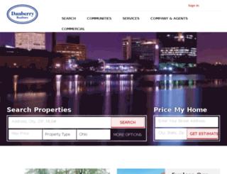 loubarth.danberry.com screenshot