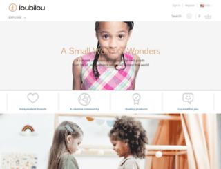 loubilou.com screenshot