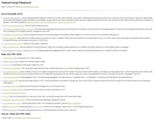 loudelement.com screenshot