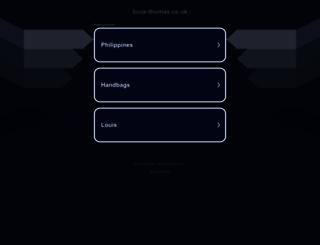 louie-thomas.co.uk screenshot